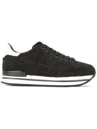 Hogan H222 low-top sneakers - Black