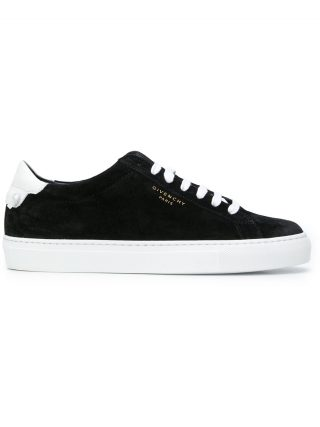 Givenchy Urban Street Low-Top Sneakers - Black