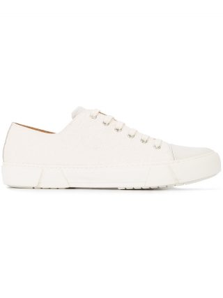 Both lace-up sneakers (wit)
