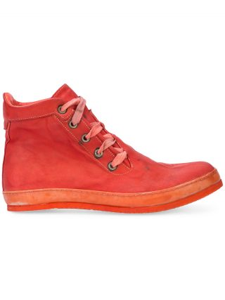 A Diciannoveventitre distressed sneakers (rood)