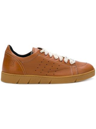 Loewe low top sneakers - Brown