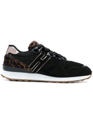 Hogan R261 runner sneakers - Black