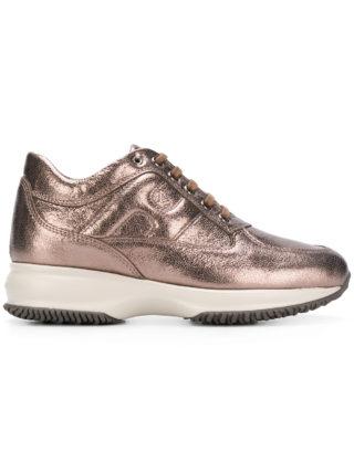 Hogan Interactive sneakers - Pink & Purple
