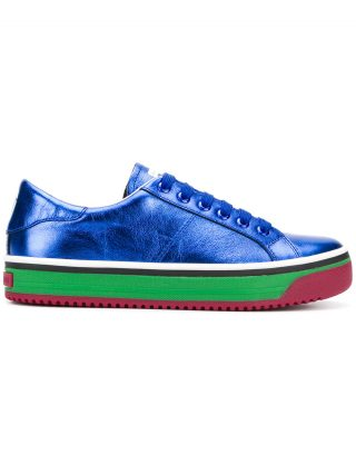 Marc Jacobs Empire lace-up sneakers (blauw)
