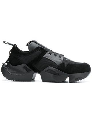 Unravel Project Neo running sneakers (zwart)