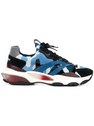 Valentino Valentino Garavani Bounce sneakers (blauw)