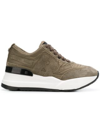Rucoline R-Evolve 4009 sneakers (groen)