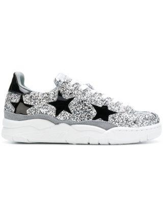 Chiara Ferragni Roger sneakers (zilver)