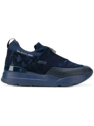 Rucoline Essentiel low-top sneakers (blauw)