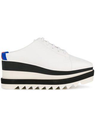 Stella McCartney Elyse platform sneakers - White