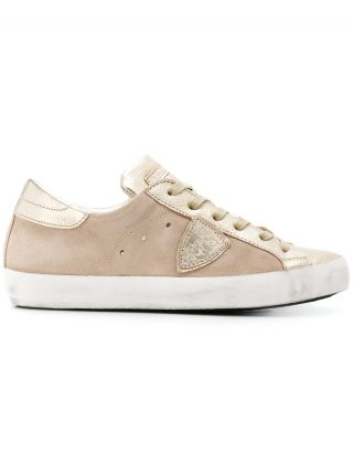 Philippe Model Paris Mixage sneakers - Nude & Neutrals