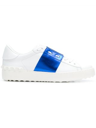 Valentino Open sneakers - White