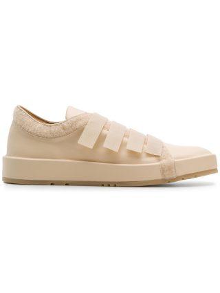 Jil Sander touch strap low top sneakers (Overige kleuren)