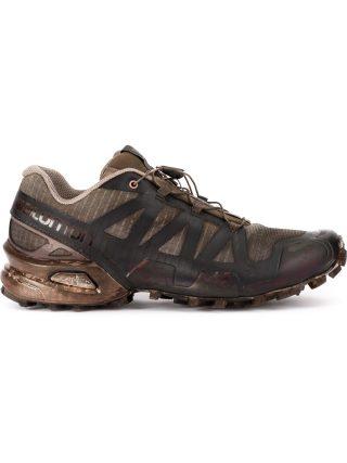 11 By Boris Bidjan Saberi hiking sneakers (bruin)