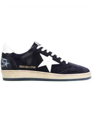 Golden Goose Deluxe Brand Ball Star sneakers - Blue