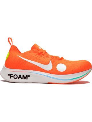 Nike Zoom Fly Mercurial FK / OW sneakers - Yellow & Orange