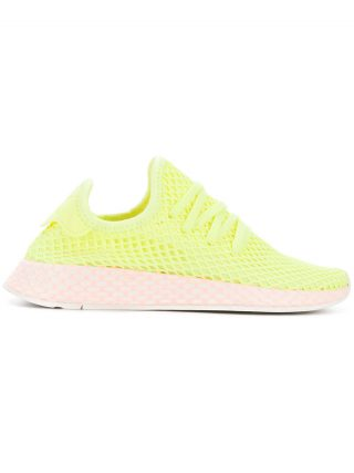 Adidas Deerupt runner sneakers - Yellow & Orange