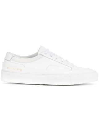 Common Projects Achilles lace-up sneakers (wit)