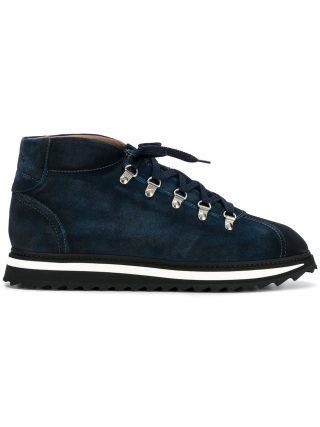 Doucal's Trekking sneakers (blauw)