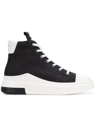Cinzia Araia high top sneakers (zwart)