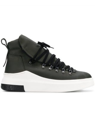 Cinzia Araia lace-up sneakers (groen)
