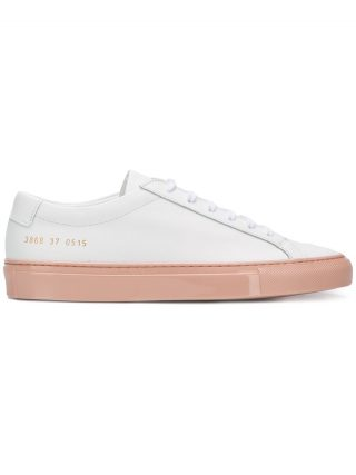 Common Projects Achilles sneakers (wit)