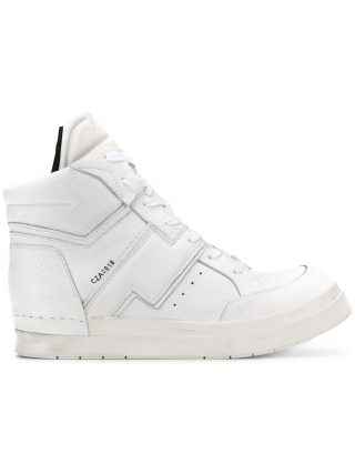 Cinzia Araia high top sneakers (wit)