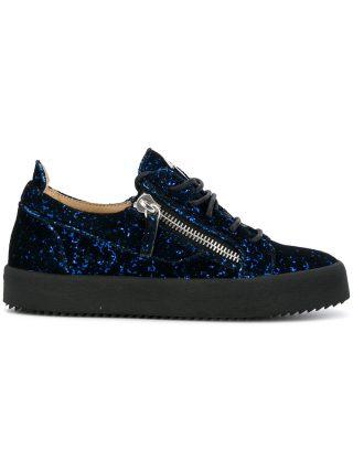 Giuseppe Zanotti Design Ghost sneakers (blauw)