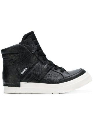 Cinzia Araia Skin 975 hi-top sneakers (zwart)