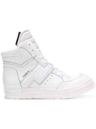 Cinzia Araia Skin 975 hi-top sneakers (wit)