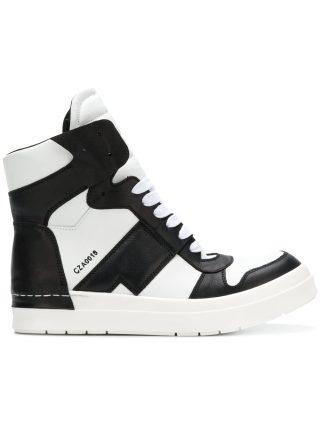 Cinzia Araia Skin 798 hi-top sneakers (wit)