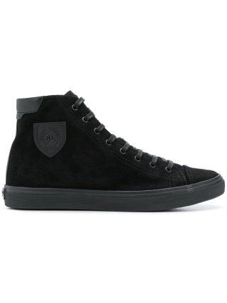 Saint Laurent Bedford sneakers (zwart)