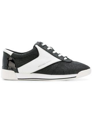 Michael Michael Kors lace-up sneakers - Black