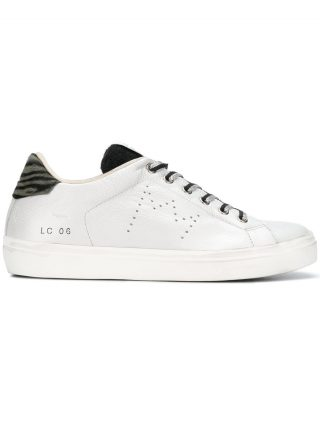 Leather Crown WLC063 sneakers - Metallic