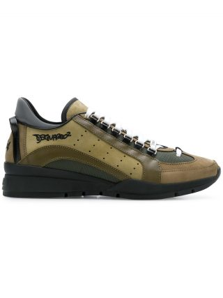 Dsquared2 551 sneakers - Green