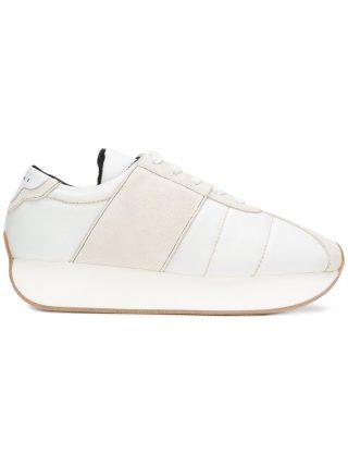 Marni Big Foot sneakers (wit)