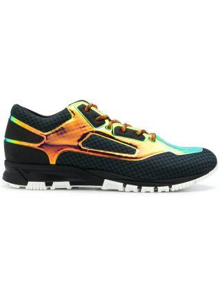 Lanvin Cross-Trainer sneakers (zwart)