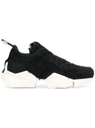 Unravel Project Ben Taverneti sneakers (zwart)