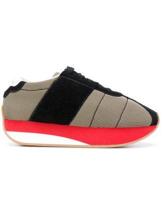 Marni Bif foot sneakers (groen)