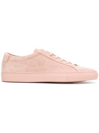 Common Projects lace-up sneakers - Nude & Neutrals