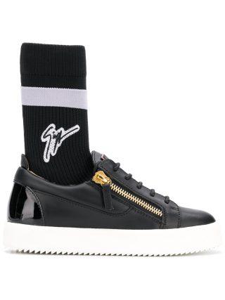 Giuseppe Zanotti Design Gail Plus sneakers (zwart)