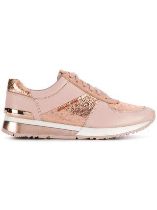 Michael Michael Kors Allie sneakers - Pink & Purple
