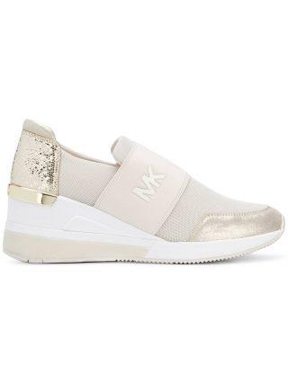 Michael Michael Kors Felix sneakers - Nude & Neutrals