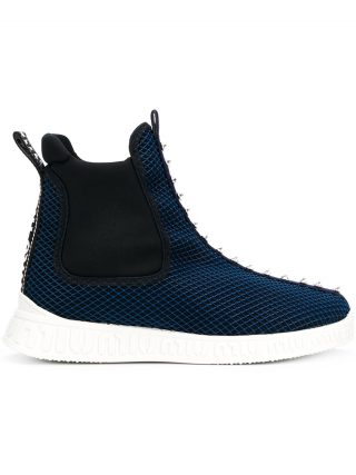 Miu Miu high-top sneakers (blauw)