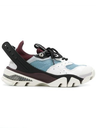Calvin Klein 205W39nyc chunky sole sneakers (wit)