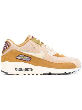 Nike Air Max 90 premium trainers - Brown