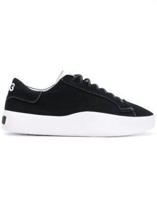 Y-3 Tangutsu Lace sneakers - Black
