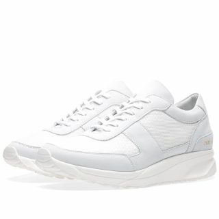 Common Projects Track Runner (White)