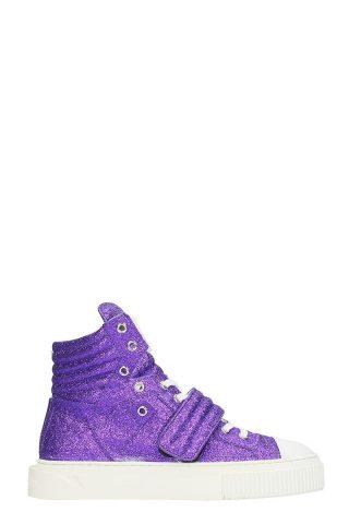 Gienchi Gienchi Hypnos Purple Glitter Sneakers (Overige kleuren)