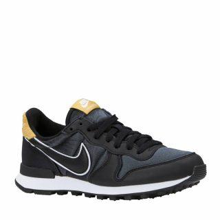 Nike Internationalist Heat sneakers zwart (dames) (zwart)